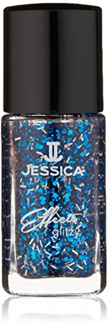 損傷シャベルナサニエル区Jessica Effects Nail Lacquer - Razzle Dazzle - 15ml / 0.5oz