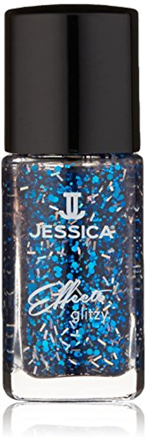 気球スキニー憂鬱Jessica Effects Nail Lacquer - Razzle Dazzle - 15ml / 0.5oz