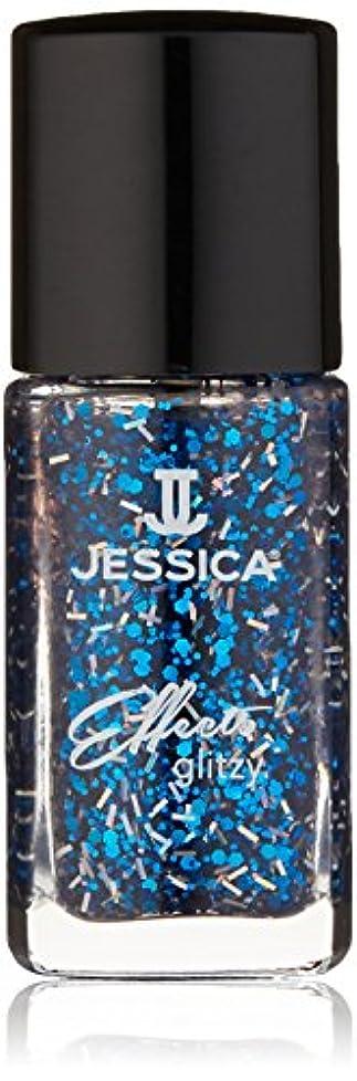 毎回アリ溶岩Jessica Effects Nail Lacquer - Razzle Dazzle - 15ml / 0.5oz