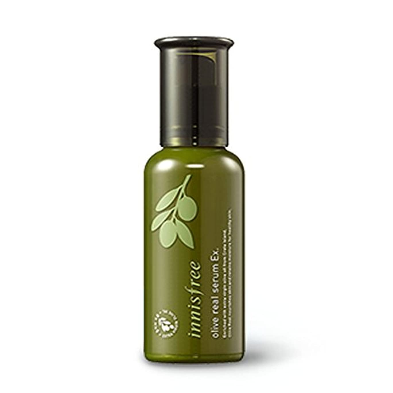 発火する傷つきやすい分布イニスフリーオリーブリアルセラム 50ml / Innisfree Olive Real Serum Ex. 50ml[海外直送品][並行輸入品]