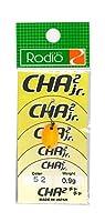 Rodiocraft(ロデオクラフト) ルアー CHA2(チャチャ) Jr 0.9g #52 グロー/オレンジ