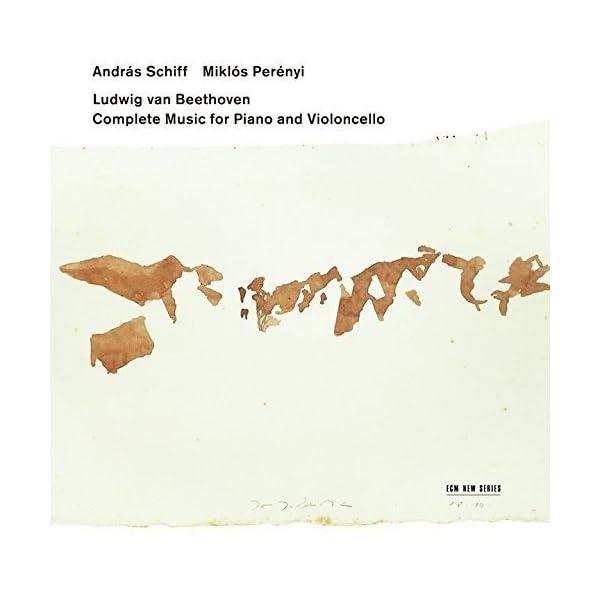 ベートーヴェン:チェロとピアノのための作品集の商品画像
