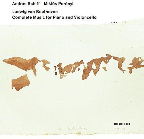 ベートーヴェン:チェロとピアノのための作品集