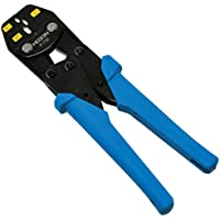 ホーザン(HOZAN) 圧着工具(絶縁閉端子用) 圧着ペンチ コンパクトながら軽い握りで圧着可能 サイズCE1/2/5 P-736