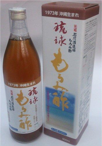 石川酒造場 琉球もろみ酢(黒糖) 900ml