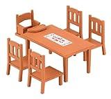 シルバニアファミリー 家具 ダイニングテーブルセット カ-412