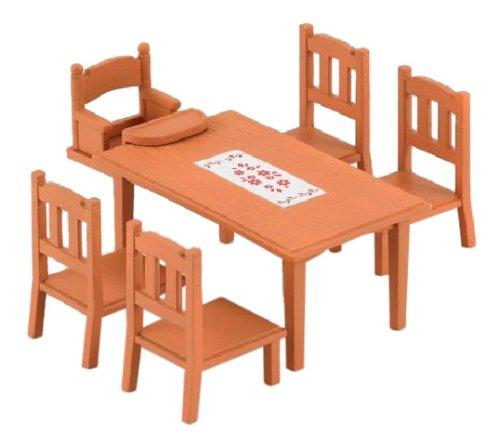 シルバニアファミリー 家具 ダイニングテーブルセット カ-4...