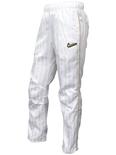 (ナイキ) NIKE ベースボール メンズ ボトムス ダイヤモンドエリートSHA|DO ウーブン トリコット パンツ 509203 100 ホワイト 2XL