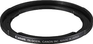 Canon フィルターアダプターFA-DC67A