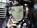BEET(ビート) スロットルボディープレート シルバー W800 0417-KA9-09