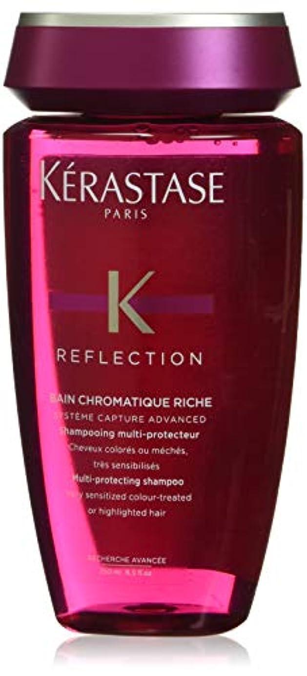 紫のクラシカル隠すKERASTASE(ケラスターゼ) RF バン クロマティックリッシュ 250ml