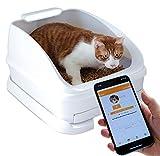 toletta トレッタ 猫 ねこ トイレ AI 顔認識 カメラ 体重 トイレ 測定 iOS Android 対応
