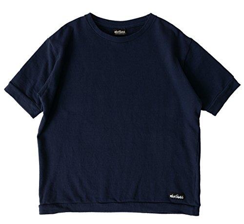 ワイルドシングス ショートスリーブ クルーネック スウェット 半袖無地Tシャツ