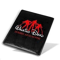 Walking Dead Zombie 死んだゾンビを歩く Book Cove ノートカバー ブックカバー 本カバー おしゃれ 文庫本カバー PUレザー ファイル オフィス用品 読書 日記 収納入れ 機能性 耐久性 個性 子供 大人 読書 資料 雑貨 収納入れ メモ帳カバー プレゼント 贈り物