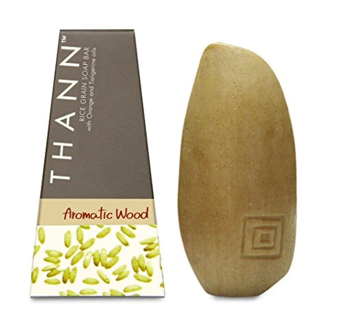 コミット才能磁石タン ソープバーAW(Aromatic Wood) 100g