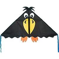 HQ Kites Delta Raven 27 Single Line Kite [並行輸入品]