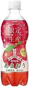 アサヒ飲料 特産 三ツ矢 福岡県産 あまおう 460ml ×24本