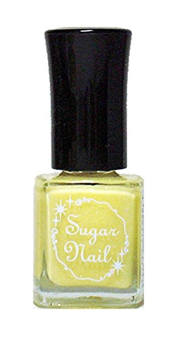 連隊ネコ固有のTM シュガーネイル (爪化粧料) TMSN1505 レモン