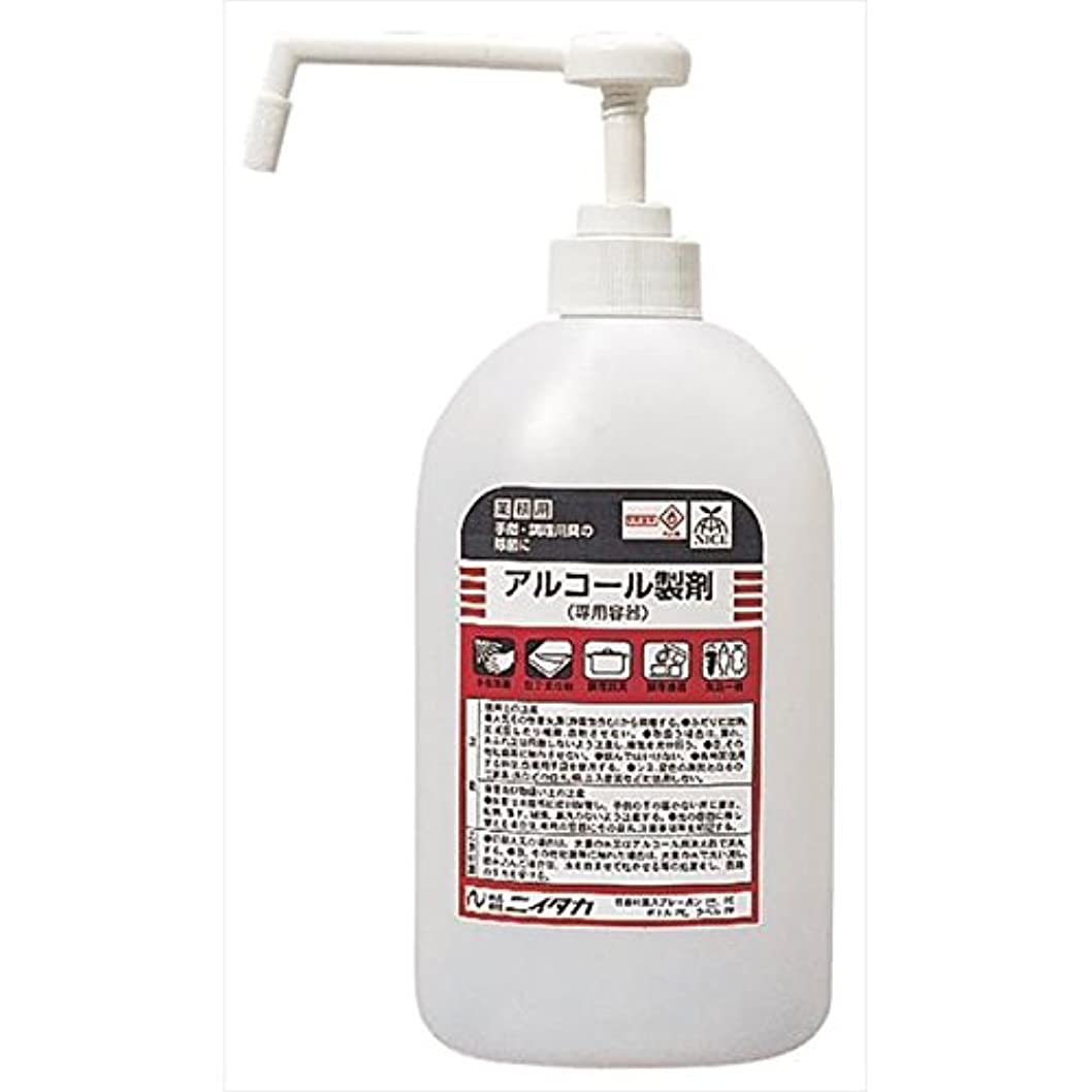 アラブサラボ密度禁止ニイタカ:スプレーディスペンサー付きポリ容器 800ml×4 901226