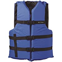 Kent Marine 10300050000412 Adult Universal Blue General Purpose Life Vest
