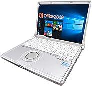 Panasonic ノートPC CF-S10/wajun(ワジュン)PCバッグ付/12.1型/MS Office 2019/Win 10/Core i5-2520M/HDMI/WIFI/DVD-RW/8GB/512GB