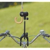マルト(MARUTO) サイクル傘スタンド かささすけ ブラック