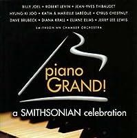 Piano Grand!-Smithsonian Celebration (Cd Extra) by V.A. (2000-12-06)