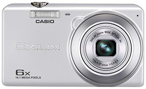 CASIO(カシオ) デジタルカメラ EXILIM 広角26mm 光学6倍ズーム EX-ZS29SR シルバー B06WWRNFDR 1枚目