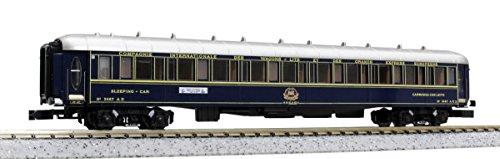 Kato N gauge gauge gauge 10-562 Orient Express '88 Passenger Car 6-Car Add-On Set J... Japan 297a68