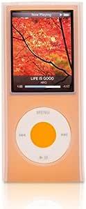 TUNEWEAR iPod nano第4世代用シリコンケース 液晶保護フィルム付 ICEWEAR for iPod nano 4G TUN-IP-000071