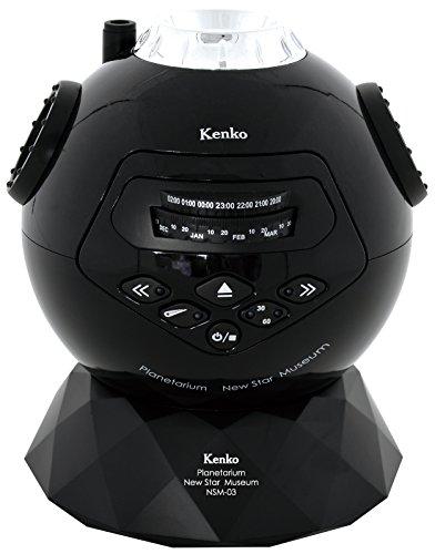 Kenko プラネタリウム NEWスターミュージアム 回転式 ブラック NSM-03BK