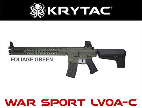 KRYTAC WAR SPORT LVOA-C FG 電動ガン本体 クライタック