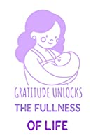 What Are You Grateful For: Blank lined 6x9 Gratitude journal