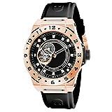 [Hydrogen] 腕時計 VENTO HW424406 メンズ ブラック