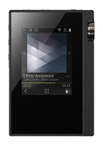 ONKYO デジタルオーディオプレーヤー rubato ハイレゾ対応 ブラック DP-S1(B)