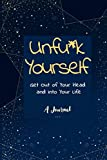 A Journal Unfu*k Yourself: Get Out of Your Head and into Your Life: Gratitude Journal
