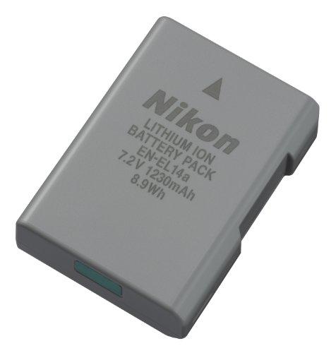 Nikon Li-ionリチャージャブルバッテリー EN-EL14a