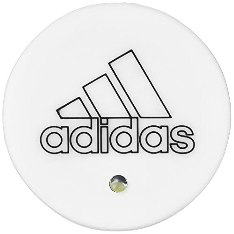 香水ルアー寝室[アディダスゴルフ] ゴルフマーカー LEDマーカー ホワイト