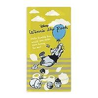 Disney 抗菌 マスクケース 3ポケット (風船とプーさん)