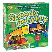 International Playthings iPlay Speedy Delivery Game [並行輸入品]