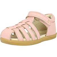 Bobux i-Walk Jump Seashell Leather Infant Fisherman Sandals