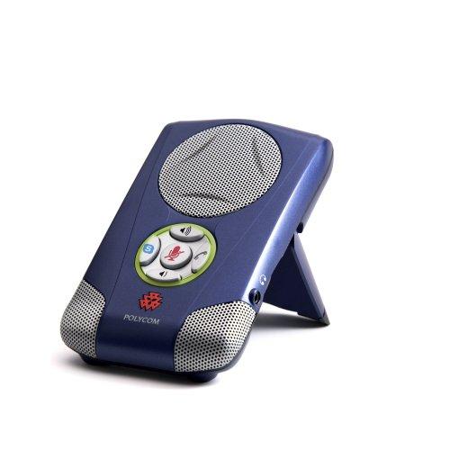 ポリコム SKYPE用スピーカフォン コミュニケーC100S Polycom社 ブルー【並行輸入】