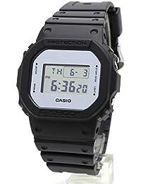 35周年記念 復刻モデル CASIO カシオ Gショック GSHOCK スピードモデル DW-5600BBMA-1 Metallic Mirror Face メタリック・ミラーフェイス ブラック シルバー 四角 スクエア デジタル ボーイズサイズ 男性用 腕時計 [並行輸入品]