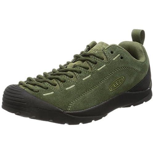 [キーン] スニーカー  Jasper WOMEN 1017115 Black Forest/Climbing Ivy 8(25cm)