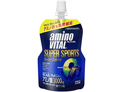 味の素 アミノバイタルゼリードリンク スーパースポーツ 100g  12個
