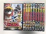 超獣戦隊ライブマン 【レンタル落ち】全10巻セット