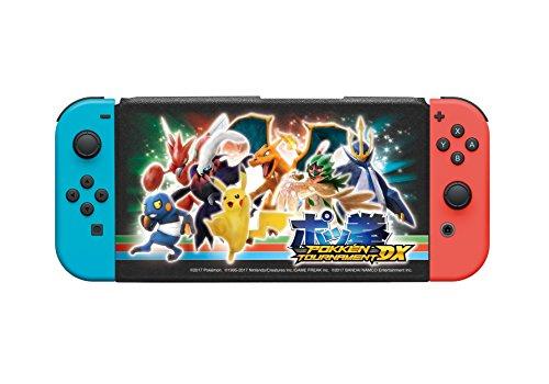 Nintendo Switch専用スタンド付きカバー ポッ拳 DX