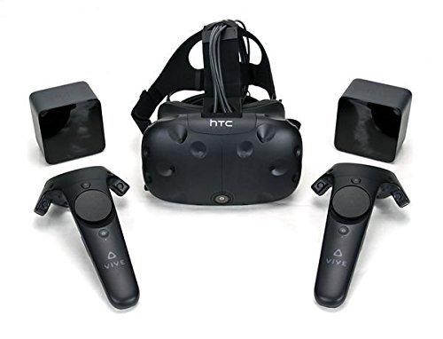 HTC Vive バーチャルリアリティ ヘッドマウントディス...