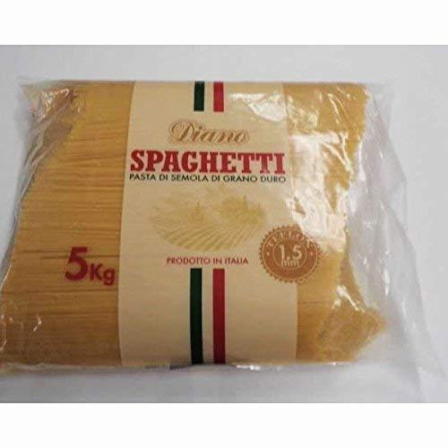 【業務用】Diano スパゲティ1.5mm 5kg【常温】