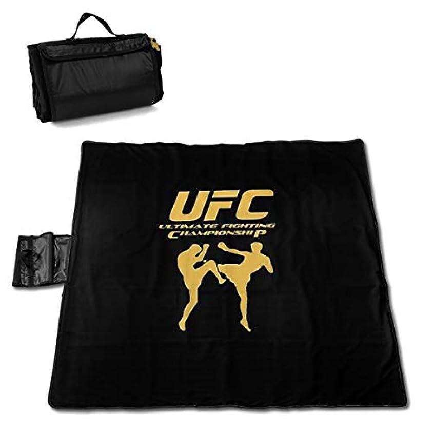 パンチ種類バイソン銀河G119 UFC 総合格闘技 ピクニック マット 折りたたみ コンパクト 防水 レジャーシート 軽量 厚手 アウトドア